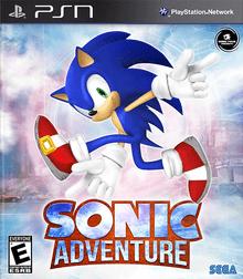 Sonic Adventure PS3   Store Games Peru   Venta de juegos